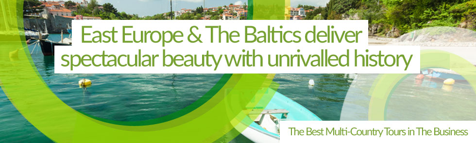 Explore the Baltics and Eastern Europe with Trafalgar tours